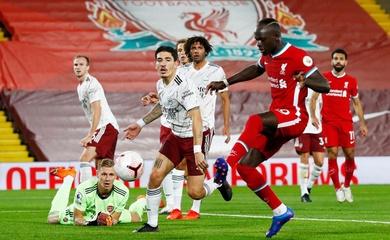Video Highlights Liverpool vs Arsenal, bóng đá Ngoại hạng Anh 2020