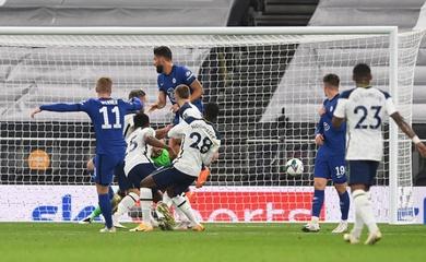 Highlight Tottenham vs Chelsea, cúp Liên đoàn Anh 2020 đêm qua