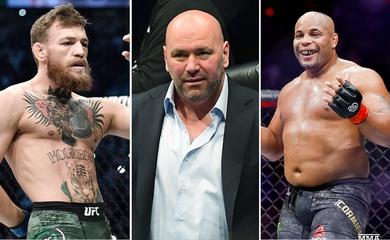 Daniel Cormier nhận cơn thịnh nộ khi nói về bất đồng Conor McGregor với UFC