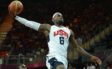 LeBron James muốn tham dự kỳ Thế vận hội cuối cùng