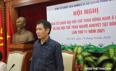 Họp Ban Chỉ đạo, Ban Tổ chức SEA Games 31: Sao la được đề xuất là linh vật