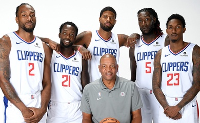 """Việc LA Clippers sa thải HLV: Cầu thủ """"cứu"""" thầy nhưng bất thành?"""