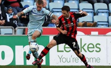 Nhận định Coventry City vs Bournemouth, 01h45 ngày 03/10