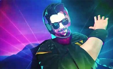 DJ Alok - Nhân vật có kỹ năng hỗ trợ mạnh nhất Free Fire
