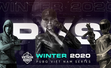 Lịch thi đấu PVS Winter 2020 - PUBG Vietnam Series Winter 2020