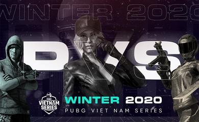 Bảng xếp hạng PUBG Vietnam Series Winter 2020