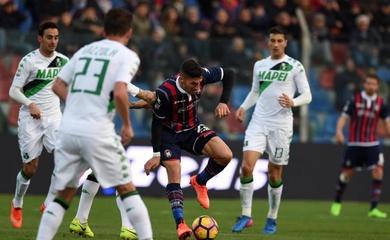 Nhận định Sassuolo vs Crotone, 20h00 ngày 03/10, VĐQG Italia