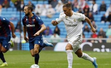 Nhận định Levante vs Real Madrid, 21h00 ngày 04/10, VĐQG Tây Ban Nha