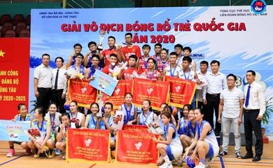 Thành Phố Hồ Chí Minh, Sóc Trăng giành cú đúp HCV Bóng rổ U16 Quốc gia