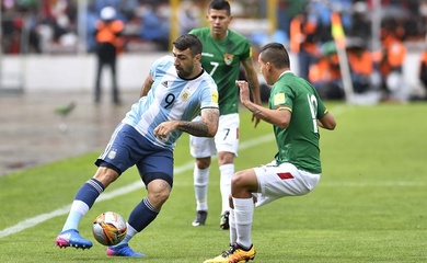 Nhận định Bolivia vs Argentina, 03h00 ngày 14/10, VL World Cup