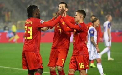 Nhận định Iceland vs Bỉ, 01h45 ngày 15/10, UEFA Nations League