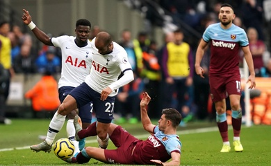 Nhận định Tottenham vs West Ham, 22h30 ngày 18/10, Ngoại hạng Anh