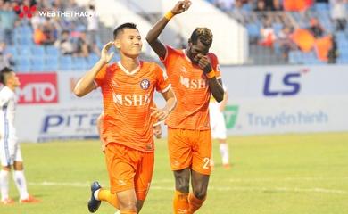 Kết quả Đà Nẵng vs SLNA, video highlight V-League 2020 hôm nay
