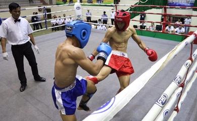 Hai hạng cân thú vị nhất giải Vô địch Kickboxing toàn quốc 2020