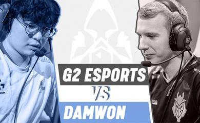 DWG vs G2: Đại chiến LCK vs LEC ở bán kết CKTG 2020