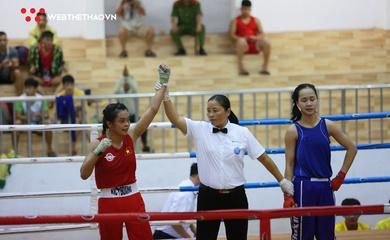 Hạng 52kg nữ giải VĐQG Kickboxing 2020: Những ứng cử viên vàng lộ diện