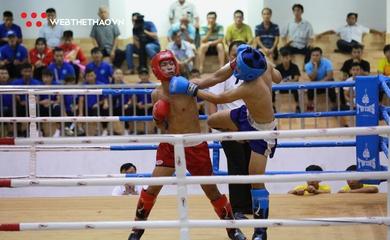 Chùm ảnh: Lễ Khai mạc giải Vô địch Kickboxing quốc gia 2020