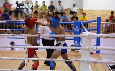 Lịch thi đấu Giải Vô địch Kickboxing quốc gia ngày 21 tháng 10