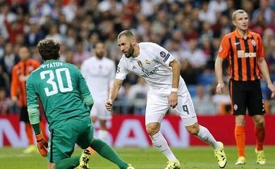 Nhận định Real Madrid vs Shakhtar Donetsk, 23h55 ngày 21/10, Cúp C1