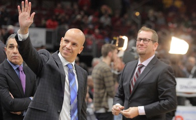 """Indiana Pacers bổ nhiệm """"cánh tay phải"""" của ông Nick Nurse cho vị trí HLV"""
