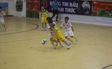 VCK giải bóng đá Nhi đồng toàn quốc Cúp Kun Siêu Phàm: Phú Yên thắng đậm