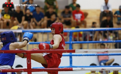 Lịch thi đấu giải Vô địch Kickboxing quốc gia 2020 ngày 23 tháng 10