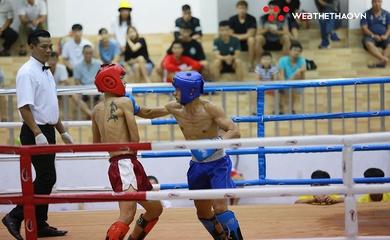 Lịch thi đấu giải Vô địch Kickboxing Quốc gia ngày 22 tháng 10