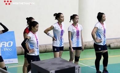 Đối chuyền Lê Thị Mười chia tay bóng chuyền Thái Bình trước giải hạng A