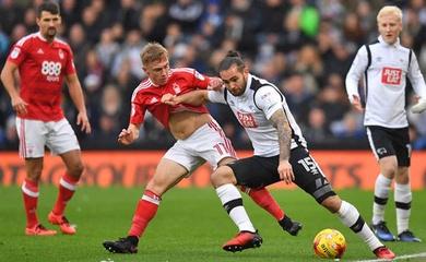 Nhận định Nottingham Forest vs Derby County, 01h45 ngày 24/10