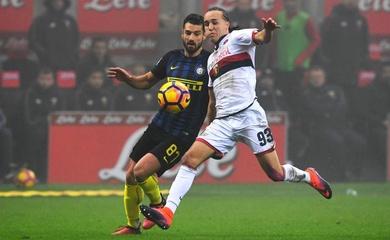 Nhận định Genoa vs Inter Milan, 23h00 ngày 24/10, VĐQG Italia