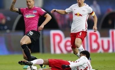 Nhận định RB Leipzig vs Hertha Berlin, 20h30 ngày 24/10, VĐQG Đức