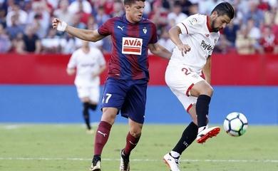Nhận định Sevilla vs Eibar, 23h30 ngày 24/10, VĐQG Tây Ban Nha