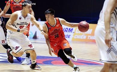 VBA 2020 có hiệp phụ đầu tiên, Danang Dragons hạ Thang Long Warriors