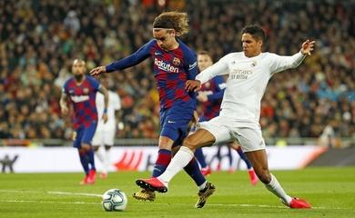 Đội hình ra sân Barca vs Real Madrid tối nay 24/10