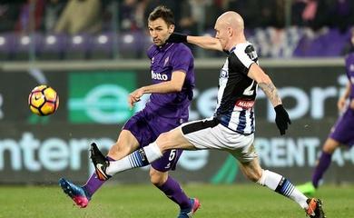 Nhận định Fiorentina vs Udinese, 00h00 ngày 26/10, VĐQG Italia