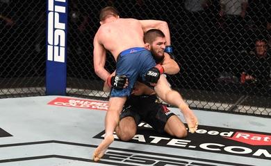 Tiết lộ khoản thưởng của Khabib Nurmagomedov sau UFC 254