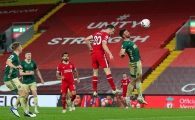 Video Highlight Liverpool vs Sheffield United đêm qua