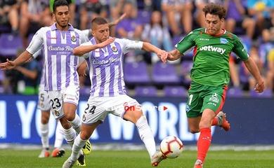 Nhận định Valladolid vs Alaves, 18h ngày 25/10, VĐQG Tây Ban Nha
