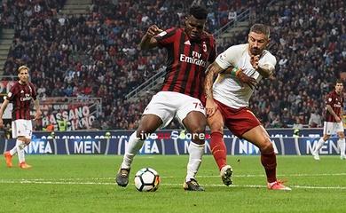 Nhận định AC Milan vs AS Roma, 02h45 ngày 27/10, VĐQG Italia