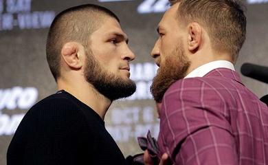 Khabib và Conor nhắn cho nhau những gì sau UFC 254?