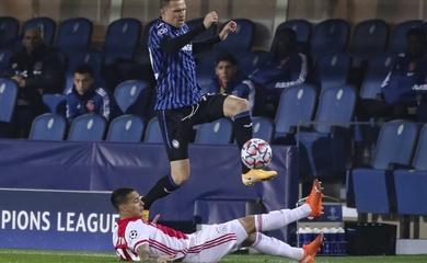 Video Highlight Atalanta vs Ajax, cúp C1 2020 đêm qua
