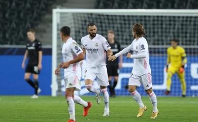 Video Highlight Gladbach vs Real Madrid, cúp C1 2020 đêm qua