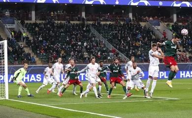 Video Highlight Lokomotiv Moscow vs Bayern Munich, cúp C1 2020 đêm qua