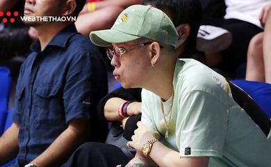 Soobin, Andree đeo Rolex đi xem Saigon Heat đại chiến Thang Long Warriors