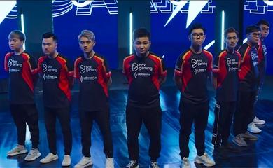 Đội hình thành viên Box Gaming Liên quân mới nhất 2020