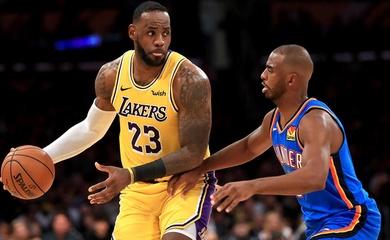 NBA lại thay đổi ý định tổ chức mùa giải mới, cho phép cầu thủ ra sân tại Olympic 2021