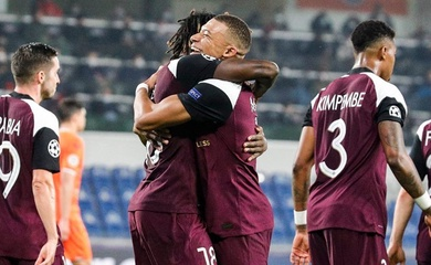 Video Highlight Istanbul Basaksehir vs PSG, cúp C1 2020 đêm qua
