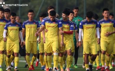 """Danh sách U22 Việt Nam: Thầy Park chưa """"cần"""" Đoàn Văn Hậu"""