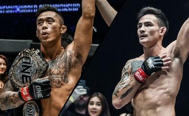 Đồng nghiệp tại ONE nói gì về cặp tranh đai Martin Nguyễn - Thành Lê?