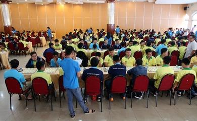 Giải vô địch Cờ tướng trẻ quốc gia 2020: Bước đệm cho SEA Games 31